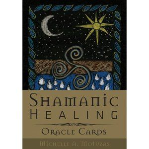 Other - Shamanic Healing Oracle Cards